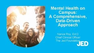 Mental Health on Campus A Comprehensive DataDriven Approach