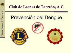 Club de Leones de Torren A C Club