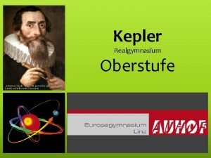 Kepler Realgymnasium Oberstufe Johannes Kepler 1610 als gemeinfrei