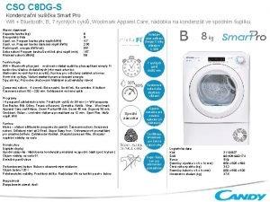 CSO C 8 DGS Kondenzan suika Smart Pro