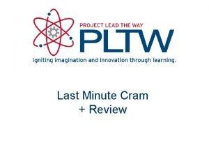 Last Minute Cram Review Last Minute Cram Hydrogen