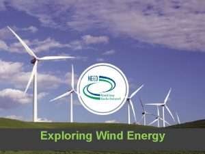Exploring Wind Energy What Makes Wind Global Wind