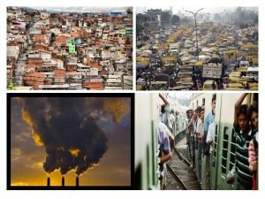 Urban Health Problems and National Urban Health Mission