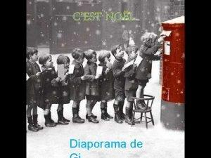 CEST NOL Diaporama de Chanson pour les enfants