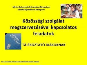 Mricz Zsigmond Reformtus Gimnzium Szakkzpiskola s Kollgium Kzssgi
