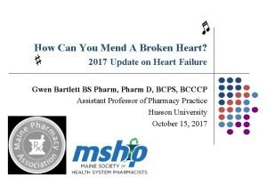 How Can You Mend A Broken Heart 2017