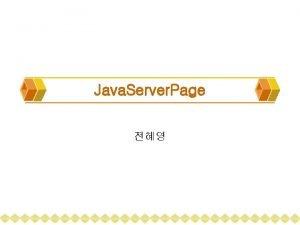 Java Server Page v JSP v Java Life
