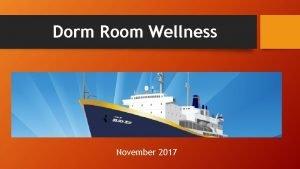 Dorm Room Wellness November 2017 Dorm Room Workout