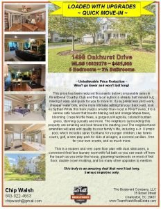 LOADED WITH UPGRADES QUICK MOVEIN 1498 Oakhurst Drive