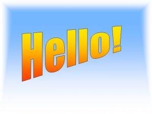 Friendly Respectful Cheerful Helpful Confident Polite Talkative Tidy