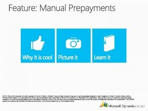 2012 Microsoft Corporation All rights reserved Microsoft Windows