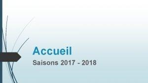 Accueil Saisons 2017 2018 Frquentation Hiver 2017 2018