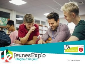 jeunesexplo ca Table des matires Connaistu Jeunes Explo