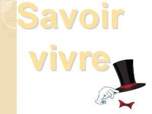 Savoir vivre Savoir vivre znajomo ycia czyli dobre