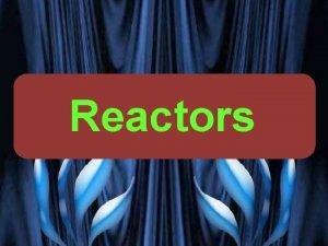 TRANSFORMER ENCYCLOPAEDIA Reactors VG PATEL TRANSFORMER ENCYCLOPAEDIA REACTORS