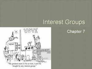 Interest Groups Chapter 7 Jack Abramoff Casino Jack