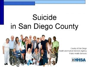 Suicide in San Diego County of San Diego