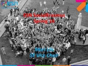 ESN Social Erasmus Spring16 Mari Liis SE Vice