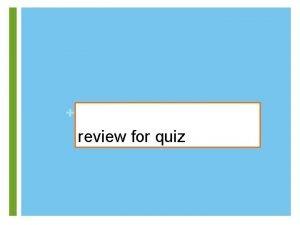 review for quiz cierran los libros quiz 1