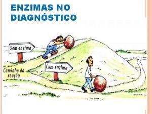 ENZIMAS NO DIAGNSTICO ENZIMAS NO DIAGNSTICO As enzimas