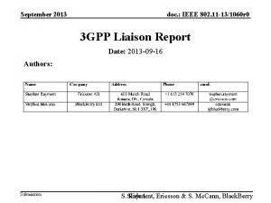 September 2013 doc IEEE 802 11 131060 r