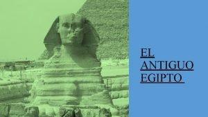 EL ANTIGUO EGIPTO JUICIO DE OSIRIS Para acceder