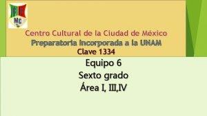 Centro Cultural de la Ciudad de Mxico Preparatoria