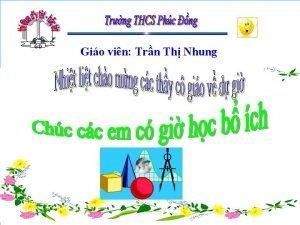 GD Gio vin Trn Th Nhung z KHI