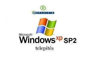 SP 2 telepts ttekints Elkszletek 1 Ksztsk el