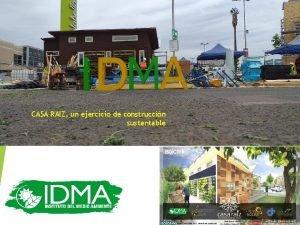 CASA RAIZ un ejercicio de construccin sustentable Casa