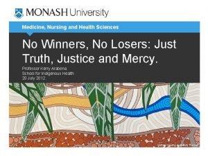 Medicine Nursing and Health Sciences No Winners No