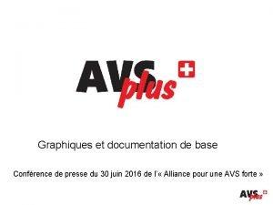 Graphiques et documentation de base Confrence de presse