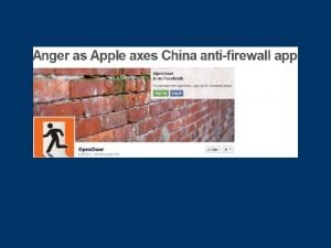 Hong Kong CNN Apple has been accused of