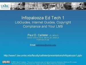Infopalooza Ed Tech 1 Lib Guides Internet Guides