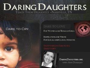 TEACH THEM DILIGENTLY NASHVILLE TN DARE TO LOVE