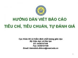 HNG DN VIT BO CO TIU CH TIU