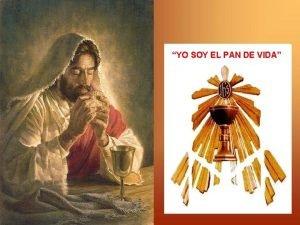 YO SOY EL PAN DE VIDA YO SOY
