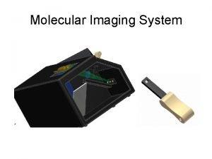 Molecular Imaging System General Layout 600 900 nm