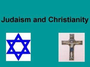 Judaism and Christianity Judaism Founders of Judaism Abraham