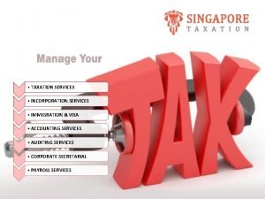 TAXATION SERVICES INCORPORATION SERVICES IMMIGRATION VISA ACCOUNTING SERVICES