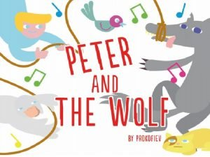 1 Resources needed CDaudio track of Peter and