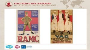 i What do these posters suggest about the