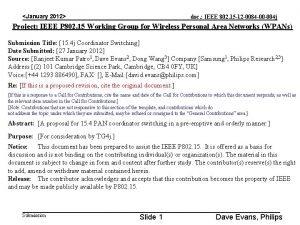 January 2012 doc IEEE 802 15 12 0084