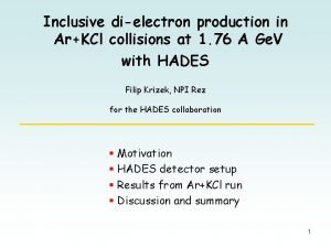 Inclusive dielectron production in ArKCl collisions at 1