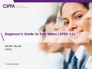 www cipfa org uk Beginners Guide to Fair