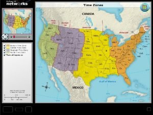 Time Zones Why didnt time zones matter in