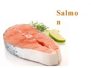 Salmo n Learning about salmon salmon fishing Thinking