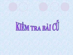 Ton SO SNH S B BNG MT PHN