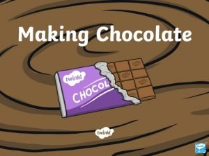 Where Does Chocolate Come From Chocolate comes from