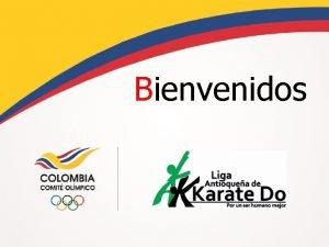 Bienvenidos MODULO 1 Gestin de una organizacin deportiva